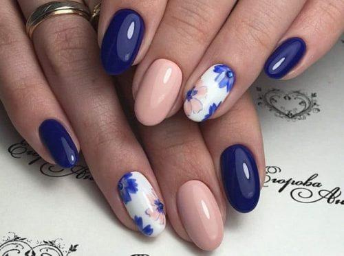 Oval-Shellac-Nail-Designs-for-Short-Nails-2018