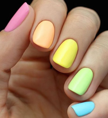 30-summer-nail-colors-and-art-designs-2018-5