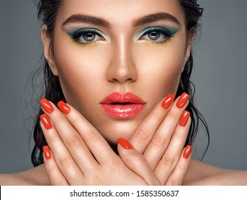 beautiful-woman-bright-red-lipstick-260nw-1585350637